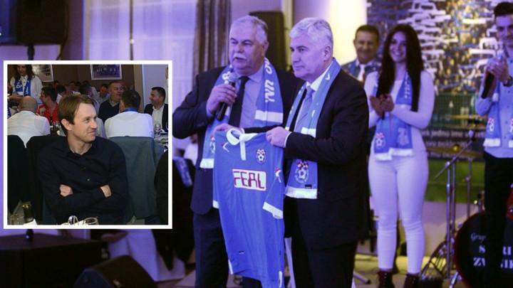 """""""Plava noć"""": Od političkog vrha, do sportskih rivala..."""