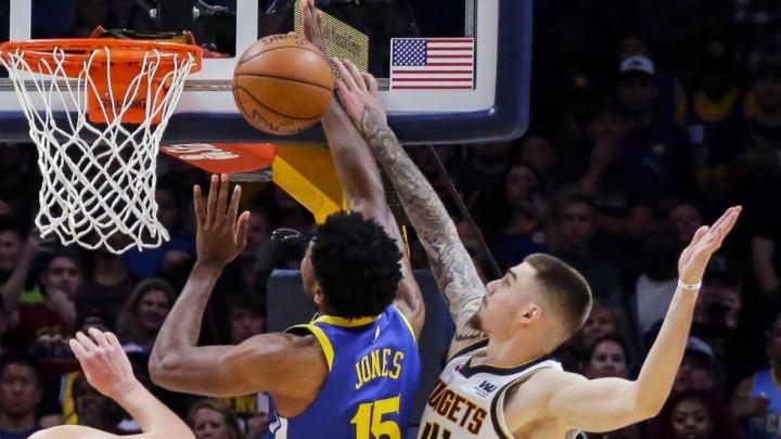 Blokada o kojoj će se pričati: Denver zaustavio Golden State!