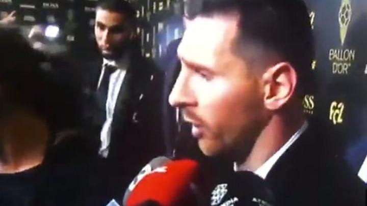 Messi i Ter Stegen odbili dati izjavu novinaru iz Madrida