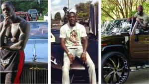 Zavirite u nestvaran vozni park Wildera: Lamborghini od aligatorove kože, bronzani Rolls Royce...