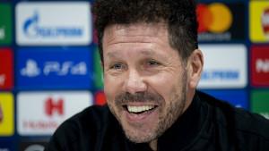 Simeone se zbog jednog razloga posebno raduje što je Juventus ispao iz Lige prvaka