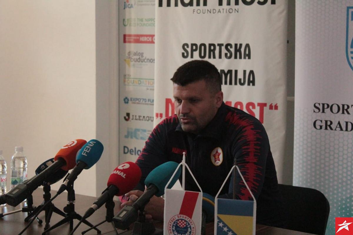 Dudić najavio derbi sa Zrinjskim, dotakao se i Bilbije, mladih reprezentativaca koji još putuju...