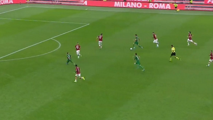 Ribery, ti si majstor i dan danas: San Siro se naklonio legendi nakon dar-mara!