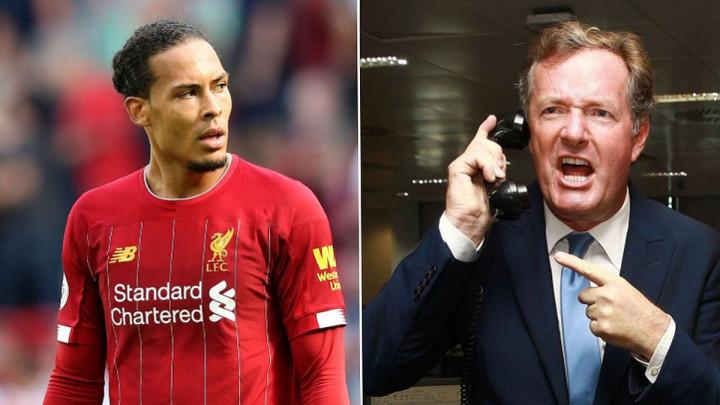 To se čekalo: Van Dijk se oglasio nakon što ga je čitav fudbalski svijet napao zbog Ronalda