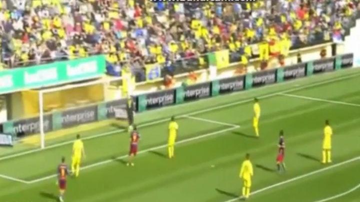 Messi slomio ruku navijačici Villarreala