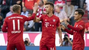 Lewandowski, Coutinho i Perišić za visoku pobjedu Bayerna, Ibiševiću mala minutaža u pobjedi Herthe