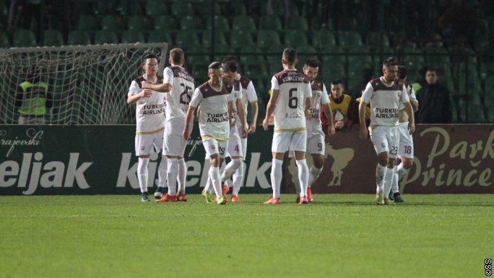 Spektakl na Koševu i šest golova u remiju Sarajeva i Galate