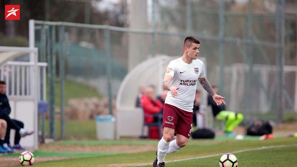 FK Sarajevo potvrdio: Hodžić poslan na posudbu u NK Čelik