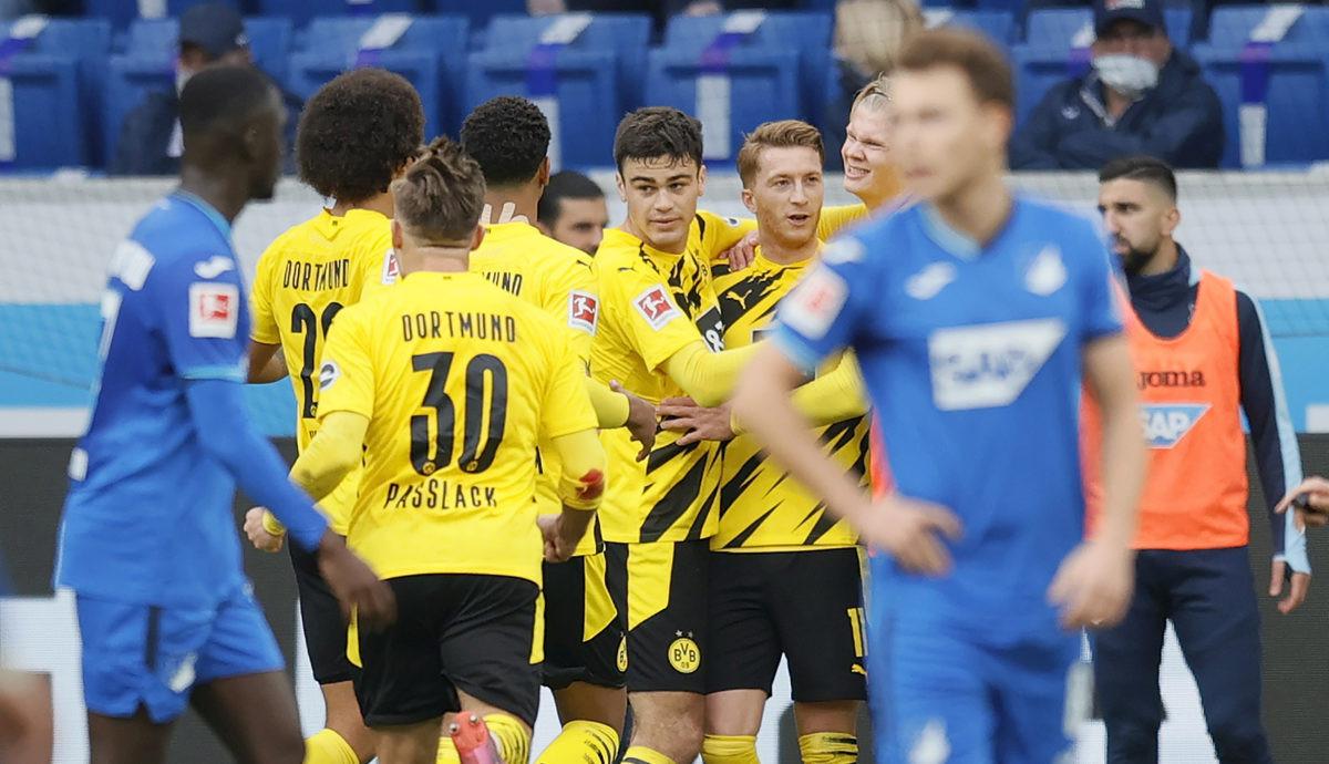 Reus pogodio za pobjedu Borussije na teškom gostovanju, slavili Leipzig i Bayer