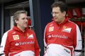 Ferrari otpustio Frya i Tombazisa