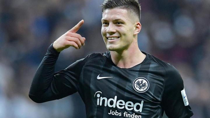 Pregovori su počeli, Luka Jović od ljeta u novom klubu?