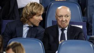 Nedved: Čudno je vidjeti Marottu u Interu
