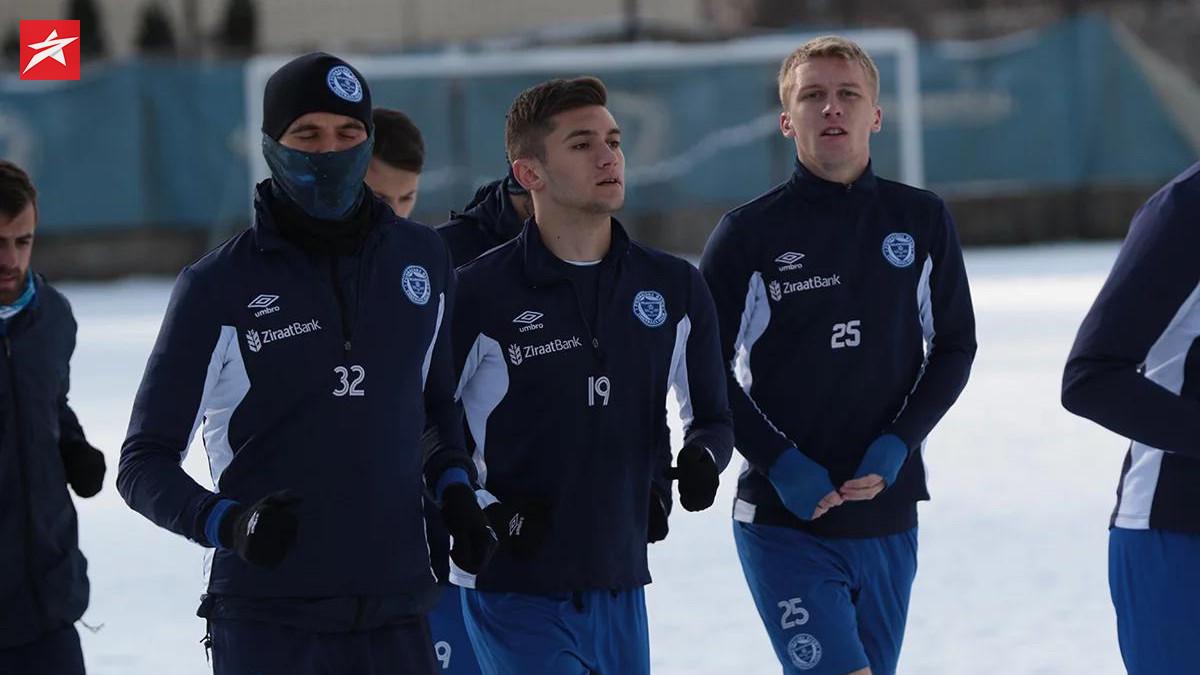 """""""Jedva čekamo da starta sezona, navijačima se želimo iskupiti"""""""