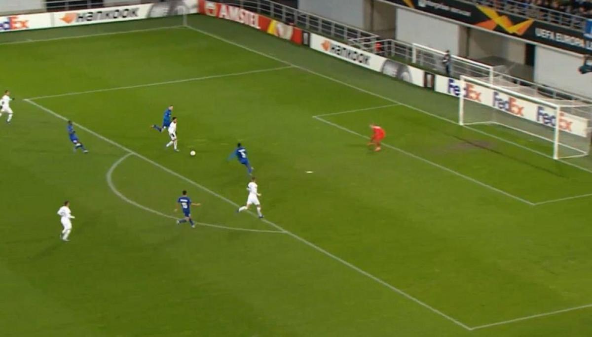Slavlje navijača Genta kratko trajalo, Roma poravnala na 1:1!