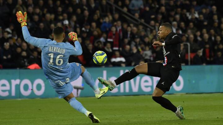 PSG deklasirao Montpellier