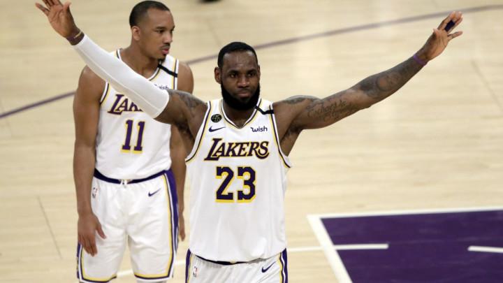 LeBron je 2010. godine odabrao Knickse, ali oni su sve upropastili