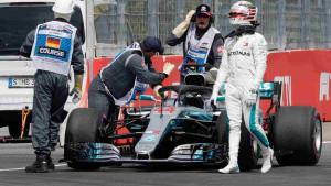 Hamilton pored novog kvara na bolidu i dalje vjeruje u Mercedes