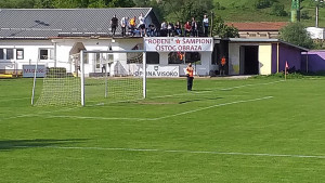 Jasna poruka dočekala je FK Velež u Visokom