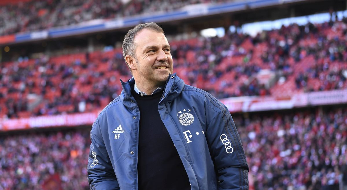 Hansi Flick ostaje trener Bayerna!