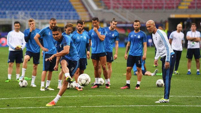 Casemiro o Zidaneu: Patio je zajedno sa nama, zato se i vratio