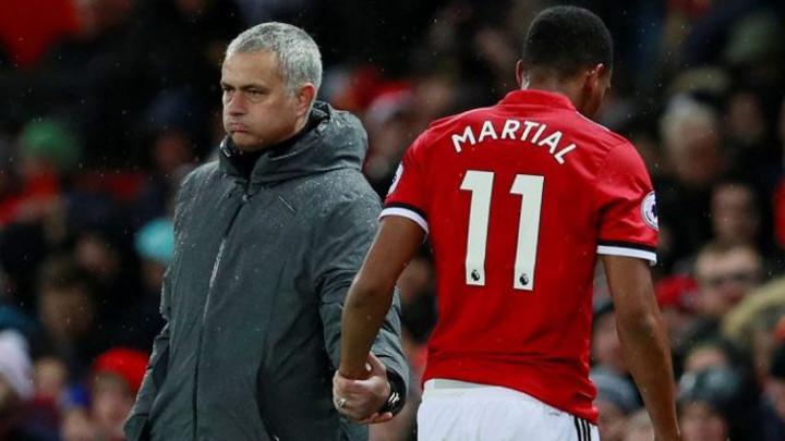 Mourinho se želio riješiti Martiala iz dva razloga, ali je u posljednji tren u tome spriječen
