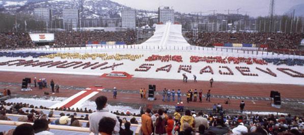 Bljesak ZOI-a i danas osvjetljava Sarajevo