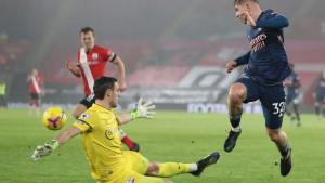Petarda Manchester Cityja za preuzimanje trona, Arsenal slavio kod Southamptona