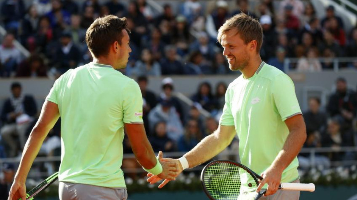 Kevin Krawiets i Andreas Mies drugi finalisti Roland Garrosa u konkurenciji parova