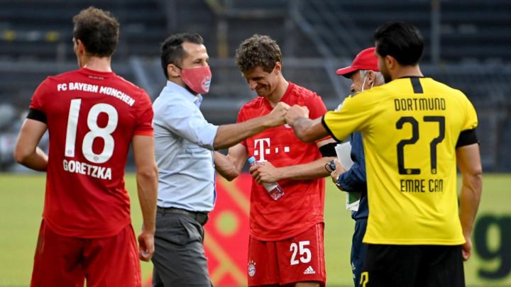 Muller morao na razgovor sa Salihamidžićem: Izabrao je pogrešnu temu...
