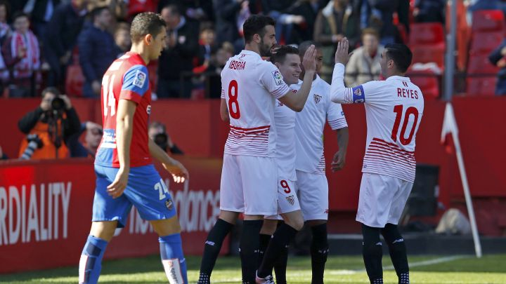 Sevilla savladala Levante, sjajan debi Rossija