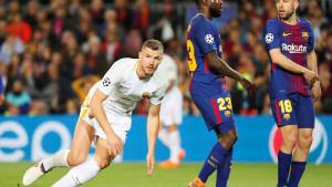 Šta ako propadne transfer Edina Džeke u Inter?