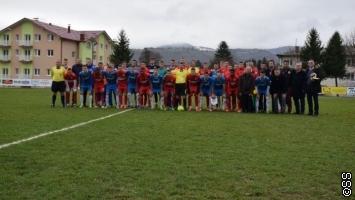 Velež uveličao proslavu 90. rođendana FK Radnik  Donji Vakuf
