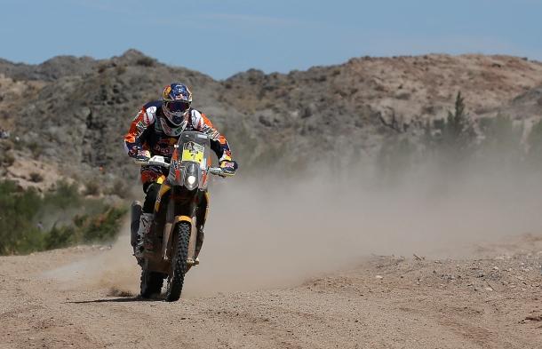 Branilac titule trijumfovao na 5. etapi Dakar Relija