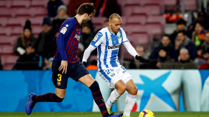 Barcelona dogovorila dolazak Braithwaitea, a Leganes odmah uputio zahtjev La Ligi
