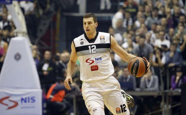 Povreda Milosavljevića novi udarac za Partizan