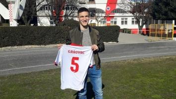 Službeno: Graovac se vratio u Zrinjski