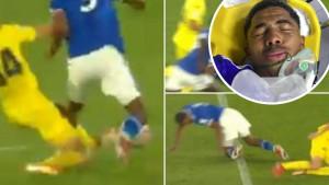 """Mladi as Premiershipa preživio krvoločni start, uzeo mobitel u ruke i poručio: """"Allahu ekber"""""""