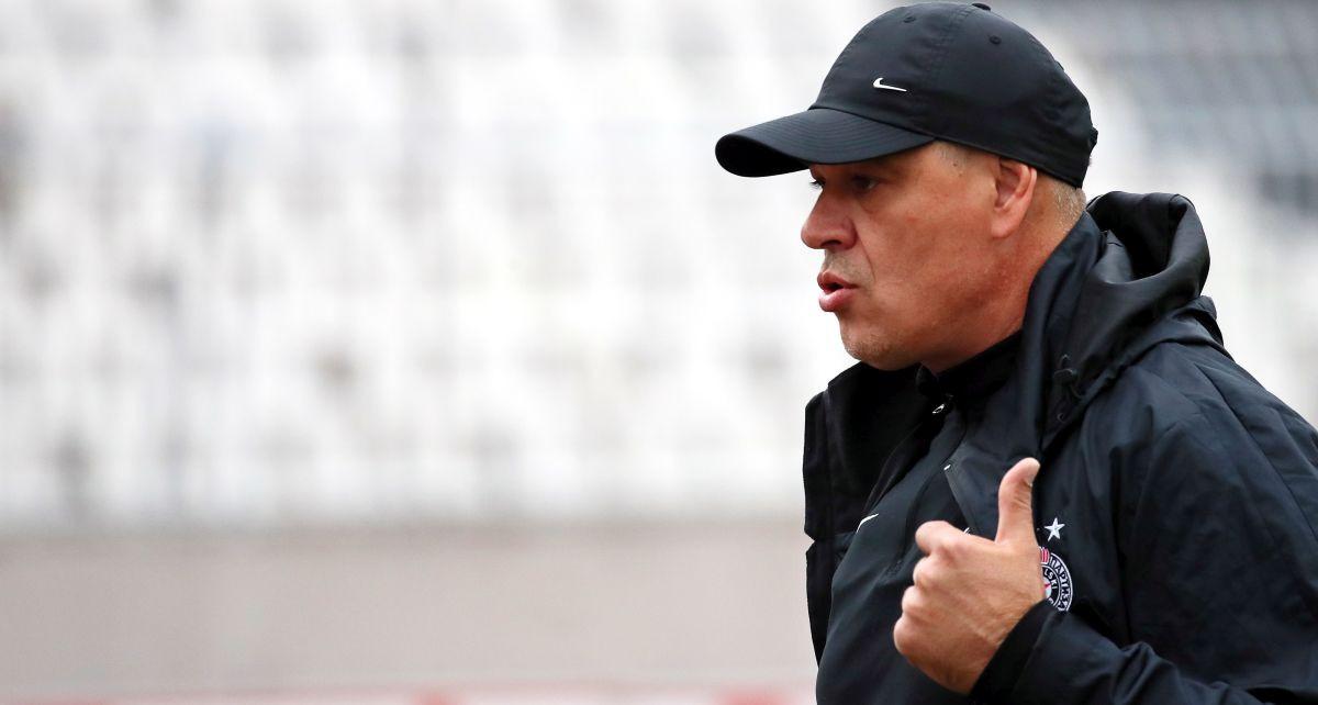 Partizan uputio izvinjenje zbog poteza Miloševića