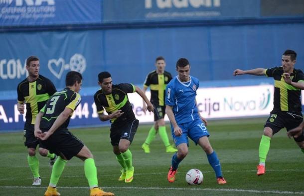 Hodžić jedina prava Dinamova špica, šansa za Husejinovića
