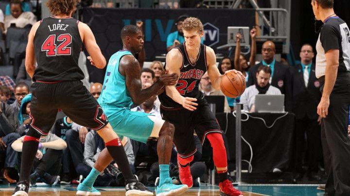 Pobjednička serija Cavsa prekinuta u Indianapolisu, Bullsi snažniji od Hornetsa