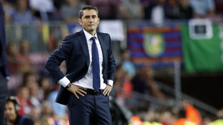 Valverde postaje bivši, a Barcelona bira između dva trenera