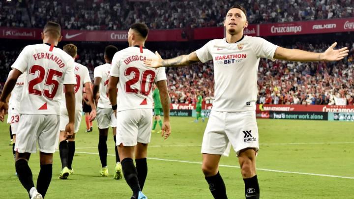 Sevilla prekinula pobjednički niz Real Sociedada