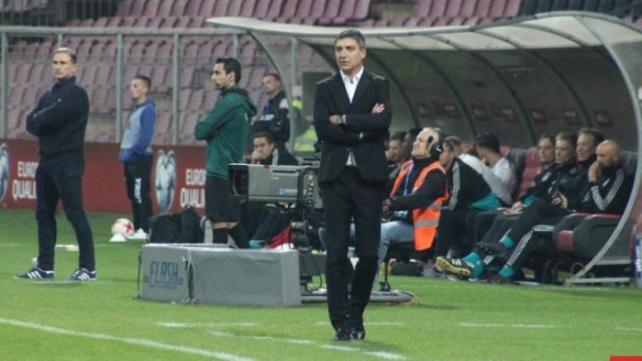 Marinović nakon poraza: Imali smo neke šanse kod 1:0 i žao mi je što ih nismo iskoristili