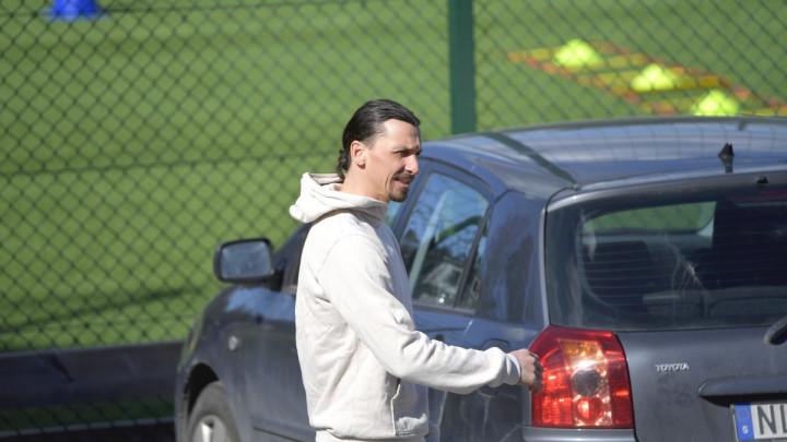 Zlatan Ibrahimović napušta Milan!