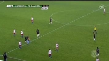 Navijač HSV-a fizički napao Riberyja