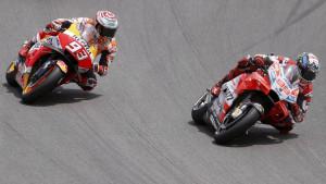Iannone najbrži na prvom, Lorenzo na drugom treningu
