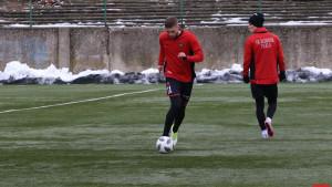 Crveno-crni trenirali na Tušnju, priključio se i Ćivić