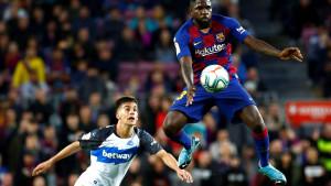Novi udarac za Barcelonu: Povrijedio se i Samuel Umtiti?