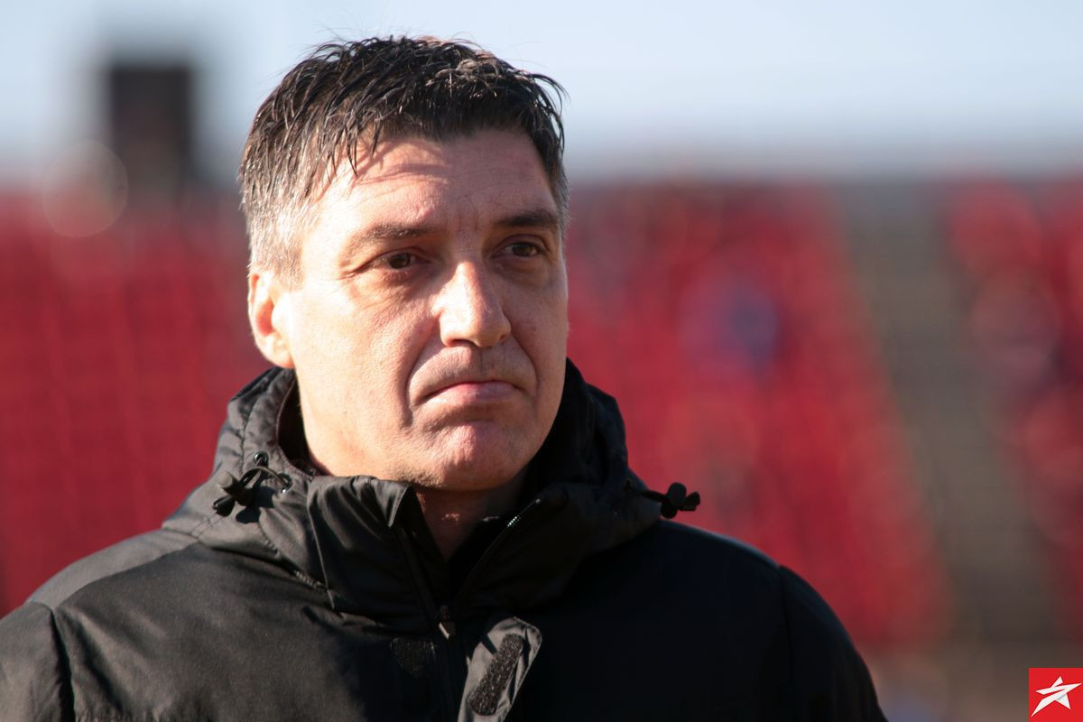 Vinko Marinović objasnio kakvu ulogu će imati Tino Sven Sušić u ekipi Sarajeva