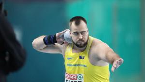 Mesud Pezer 11. na Olimpijskim igrama